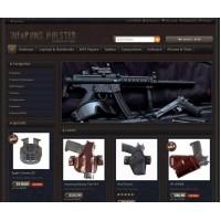 A Gun Holster - Gun Shop
