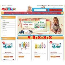 Baby Shop - Kid Shop - Toy Shop