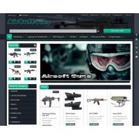 a Gun Shop - airsoft..