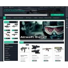 a Gun Shop - airsoft - Weapons